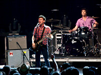 Superchunk in concert at Matador Records' Lost Weekend in concer