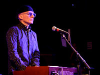 Seth Justman of J Geils Band plays with The Hot Stove Cool Music