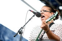 The Alabama Shakes in concert