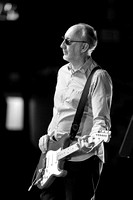 Pete Townshend of The Who in concert