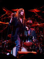 Patti Smith in concert