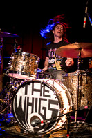 The Whigs in concert