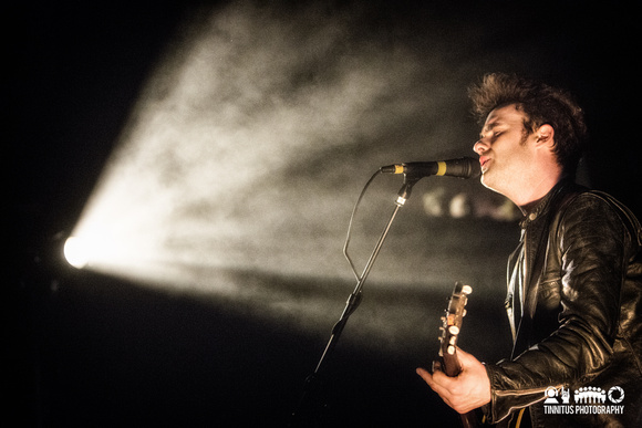 Black Rebel Motorcycle Club in concert
