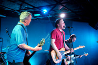 The Ex with Ken Vandermark in concert