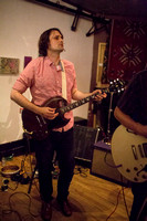 The Mantles in concert
