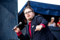 St. Paul and the Broken Bones in concert