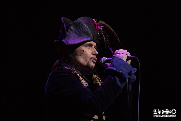 Adam Ant in concert
