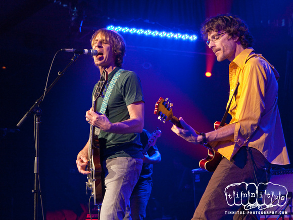 Mudhoney in concert at All Tomorrow's Parties - Day 1