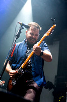 Thrice in concert
