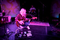 Snail Mail in concert