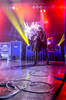 The Pretty Reckless in concert