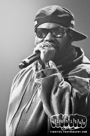 Raekwon in concert at All Tomorrow's Parties - Day 3
