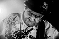 Blues legend T Model Ford in concert at All Tomorrow's Parties -
