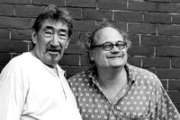 Jimmy Carl Black and Eugene Chadbourne