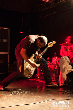 The Dirtbombs in concert