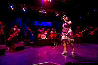 Sharon Jones and the Dap-Kings in concert
