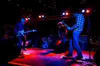 Lee Ranaldo and The Dust in concert