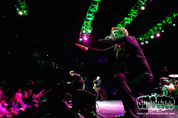 Psychedelic Furs in concert